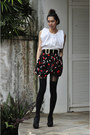 Desmond-yang-abyzz-shirt-dkny-shorts-pretty-polly-stockings-pedder-red-hee