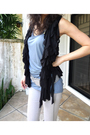 Gray-habitual-jeans-blue-balenciaga-purse-brown-pour-la-victoire-shoes-sil
