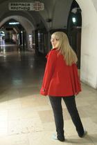 Zara jacket - Promod shirt - Wrangler jeans - Dei colli shoes