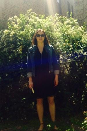 bronze espadrilles Nordstrom shoes - black Target dress