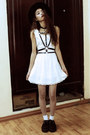 White-wholesale7-dress-white-wholesale7-tights-black-choies-accessories
