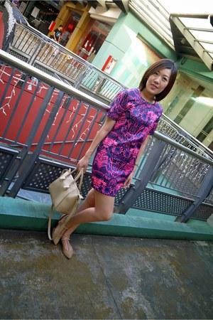 purple Pink Manila dress