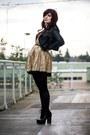 Black-litas-jeffrey-campbell-boots-gold-romwe-dress