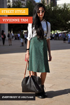 Street Style 9/10: Vivienne Tam