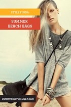 Style FInds: Summer Beach Bags