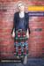 Maroon-printed-vintage-skirt