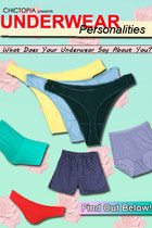 What Does Your Underwear Say About You?