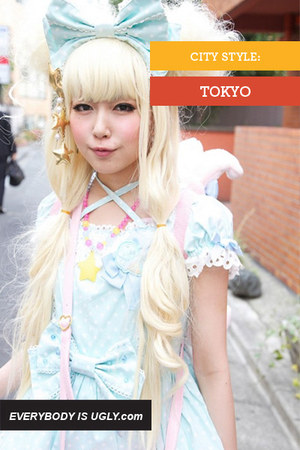 Light-blue-lolita-from-japan-dress