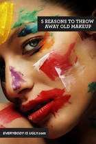 5 Reasons to Throw Away Your Old Makeup
