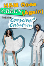 "H&M ""Conscious Collection"": Going Green"