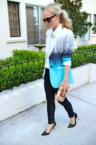 Street Chic with a love of statement pieces