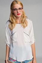 aryn k blouse