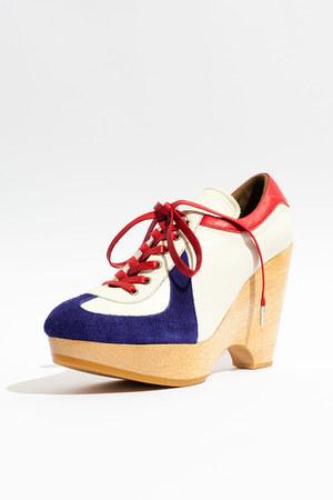 sneaker heel Durbuy wedges