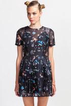 Dino Organza Dress