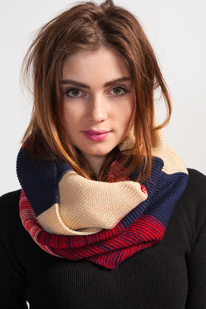 circle scarf scarf