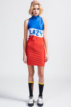 Lazy Oaf dress
