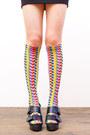 Socks-knee-sock-ayam-socks