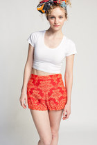 Shakuhachi-shorts