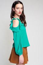 Plastic-island-blouse
