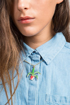 Lazy Oaf necklace