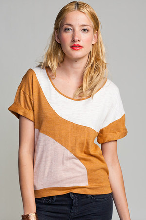 lucca couture top