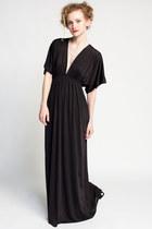 Vneck Maxi Dress dress