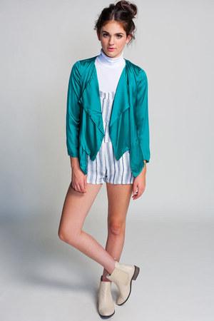Line & Dot cardigan