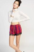 Reverse-shorts