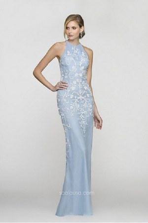elegant scalausa dress - beautiful scalausa dress - inspiration Alyce dress
