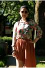 Bronze-olivia-skirt