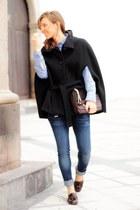 Mango jeans - Zara flats