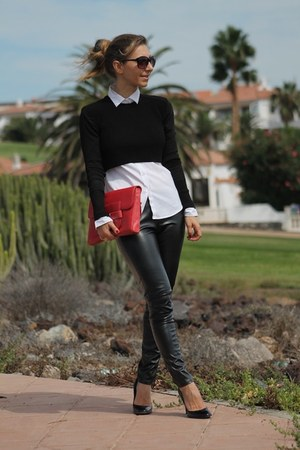 Michael Kors leggings - Zara top