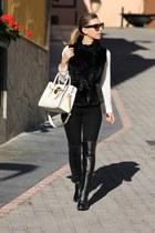 Pinko vest - citizens of humanity jeans - Michael Kors bag