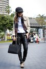 Michael-kors-bag-zara-pants
