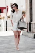 Parada bag - Zara shorts