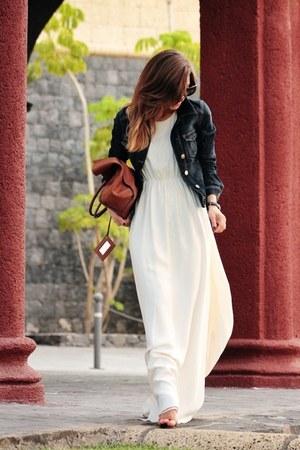 Zara jacket - balenciaga bag