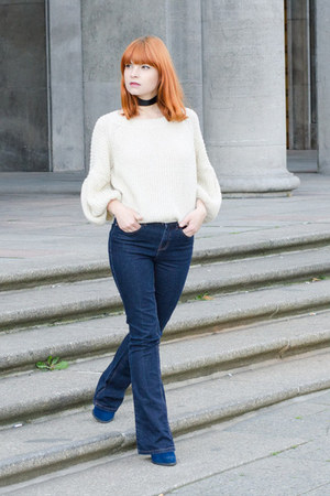 flared new look jeans