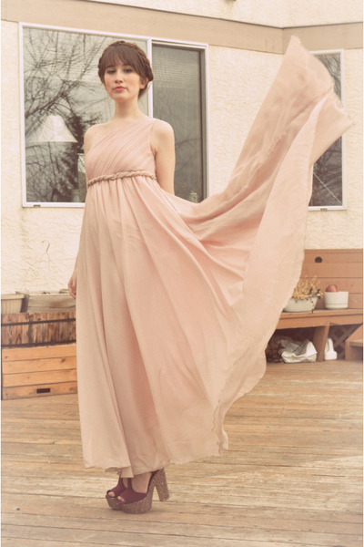 Pink Faux Fur Forever 21 Jacket Light Gown Wwwsheinsidecom Dress