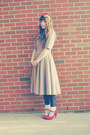 Mary-janes-oasap-shoes-bow-dress-eshakti-dress-bow-headband-claires-hat