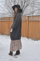 sweater winners sweater - value village thrifted dress