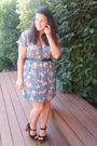 Blue-francescas-dress-black-jeffrey-campbell-shoes