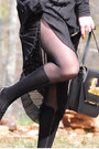Black-grid-farylrobin-shoes-black-mock-knee-high-romwecom-tights-black-golde