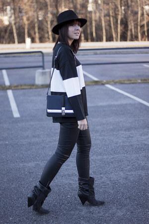 dark gray ISABEL MARANT POUR H&M boots