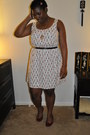 Red-payless-shoes-white-polyester-forever-21-dress-black-old-navy-belt
