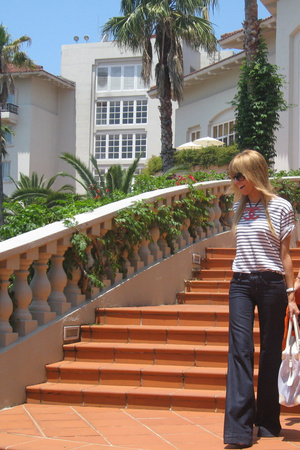 resort at a resort