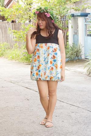 floral print Essentials dress