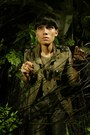 Olive-green-commander-zara-jacket-olive-green-destroyed-mango-t-shirt-black-