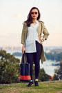 Nike-shoes-trench-stylenanda-coat-rag-bone-jeans-textured-hectorr-shirt