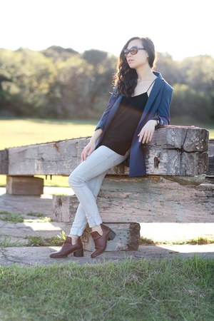 Cheap Monday jeans - Naing Girl jacket - Aijek top