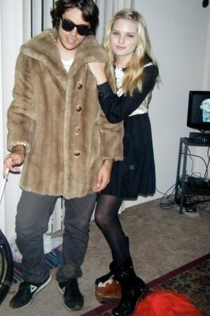 Halloween - pre-costume attire